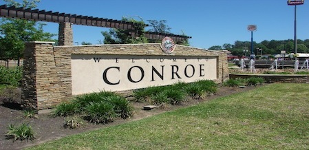 City Of Conroe Downtown Duo To Celebrate 100 Years