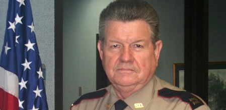 ... Captain Kenneth Ariola retires from Montgomery County Sheriff's Office