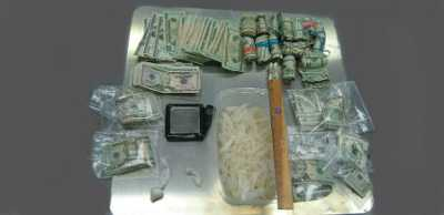 Montgomery County Sheriff's Office seizes drugs and firearms in Willis