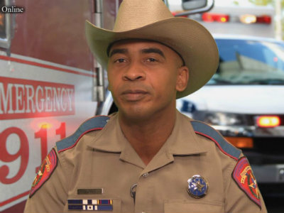DPS Trooper Erik Burse: Aggressive Drivers PSA
