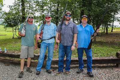 Montgomery County Food Bank to host clay tournament Sept. 13th to shoot out hunger