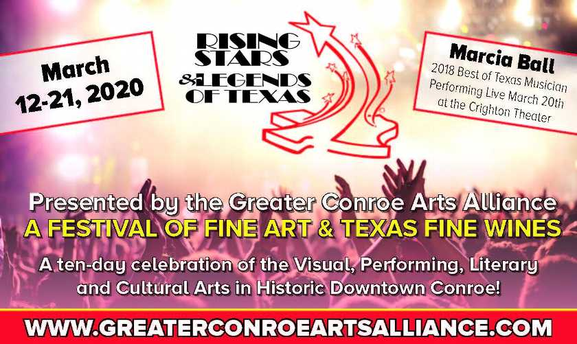 10 Day Festival Salutes Best of Texas Fine ARt and Fine tExas Wines
