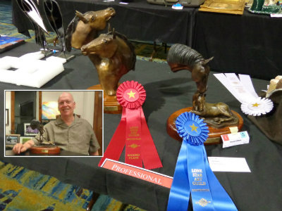 Art Outlet features Conroe sculptor Steve Clifford (video)