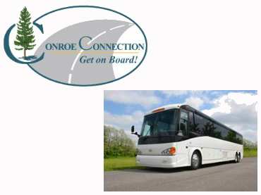 Conroe Connection Bus Service starts January 2015