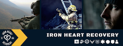 On the front lines: Iron Heart Recovery hopes to help treat veterans, first responders and men with trauma-related disorders