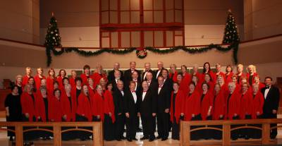 Celebrate Christmas with the Montgomery County Choral Society