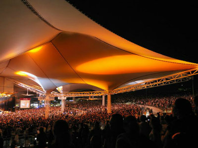 Cynthia Woods Mitchell Pavilion ranked No 1 outdoor amphitheater in the world