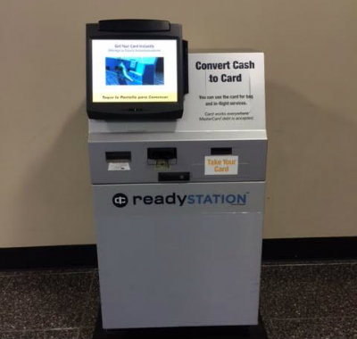 From Cash to Card: American is going cashless at George Bush Intercontinental Airport (IAH)