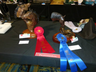 Conroe Art League Fall Judged Show - Two exhibits in two months