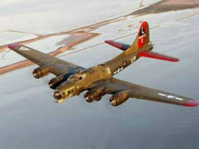 WWII veterans and vintage aircraft celebrated on June 18